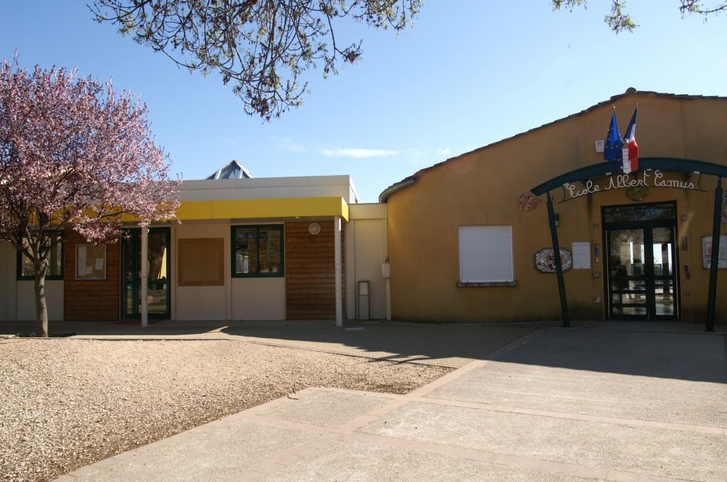 Ecole Albert Camus Brignac