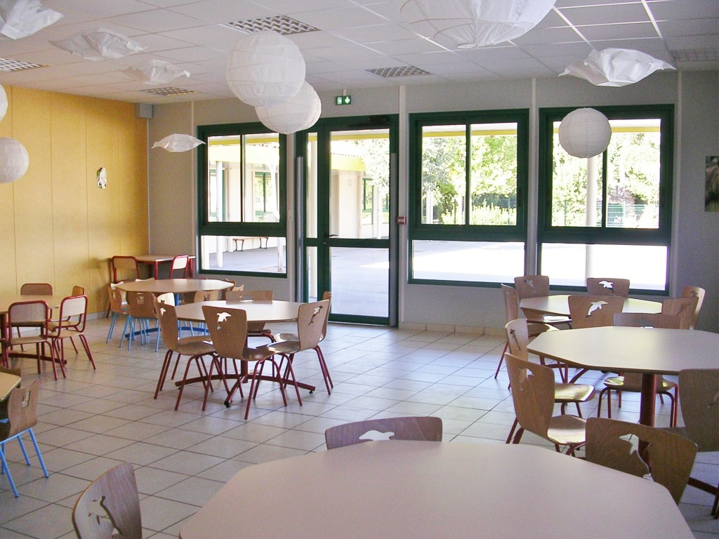 Ecole Cantine 3
