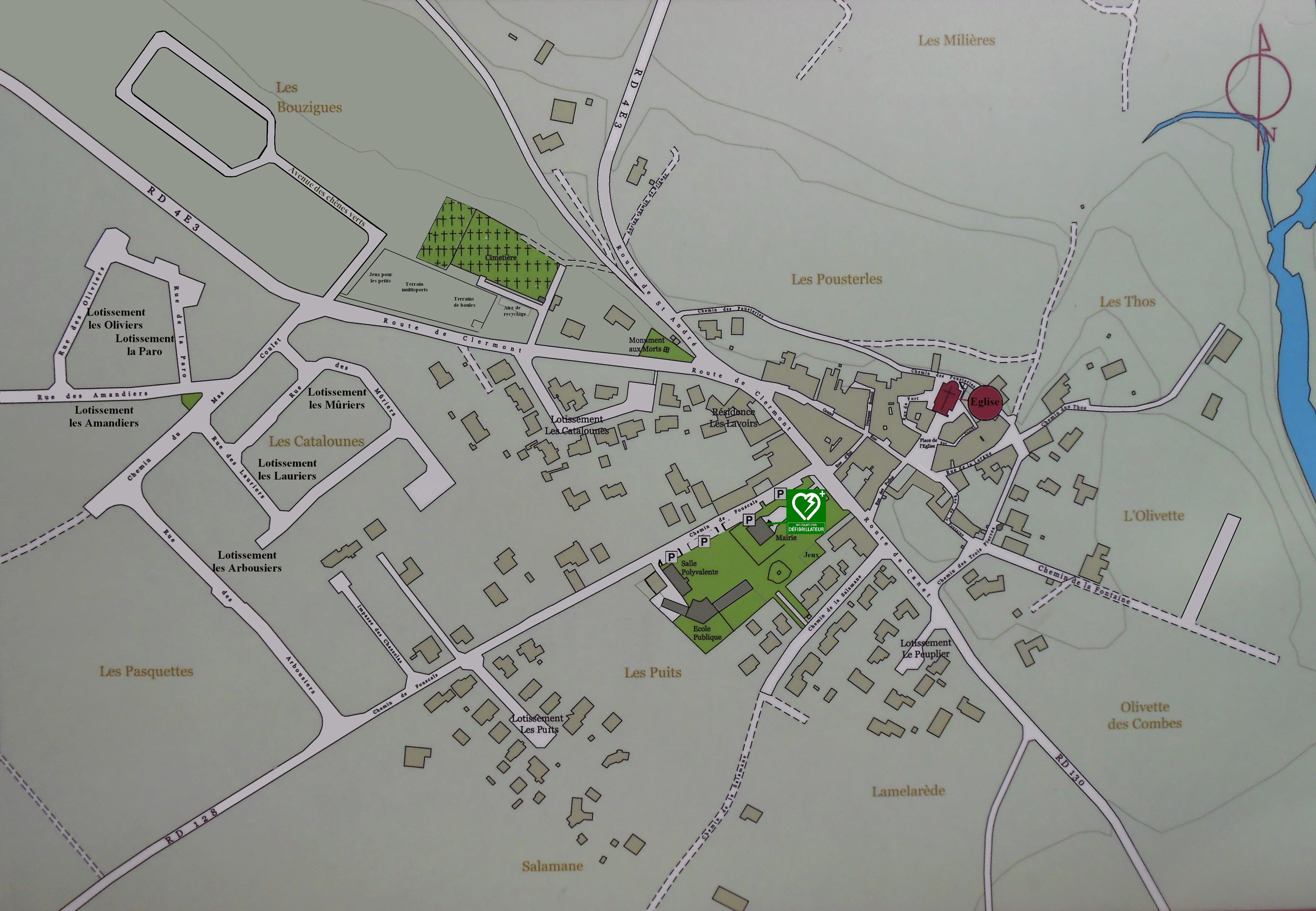 PLAN DE BRIGNAC 2