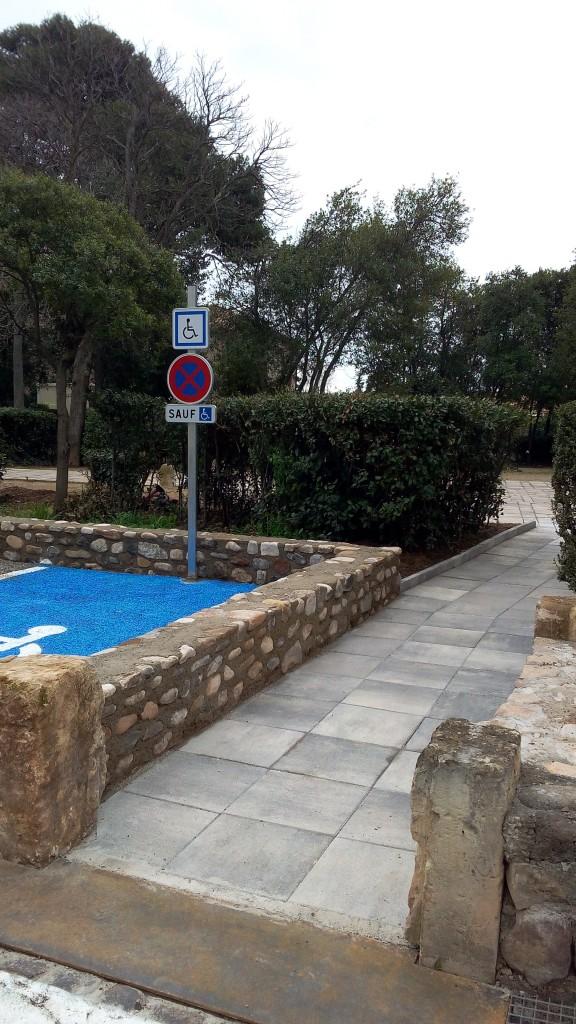 Inauguration rampe PMR Brignac (11)