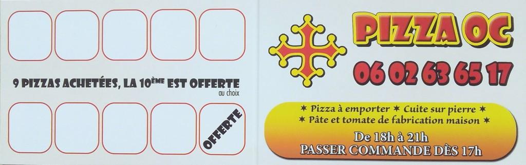 pub pizzas