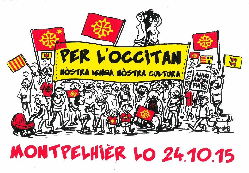 manif occitan